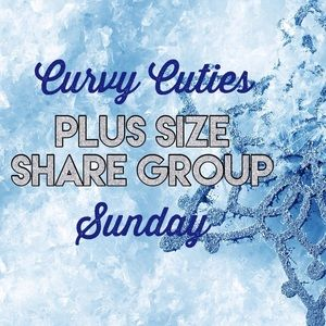 Dresses & Skirts - 12/17 PLUS SIZE SHARE GROUP: Curvy Cuties